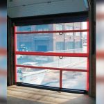 Screen-Master® roll up screen doors keep your work environment clean and keep out airborne contaminants, and are a useful tool for improving quality standards, complying with Good Manufacturing Practices (GMP) and schieving American Institute of Baking (AIB) certification.